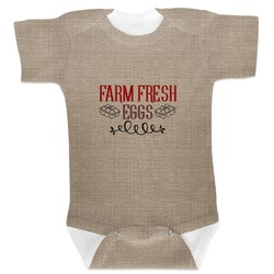 Farm Quotes Baby Bodysuit (Personalized)
