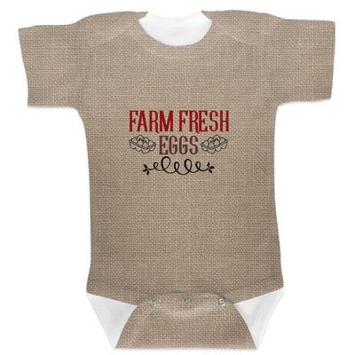 Farm Quotes Baby Bodysuit (Personalized)