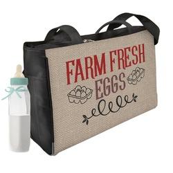 Farm Quotes Diaper Bag (Personalized)