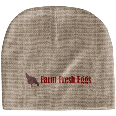 Farm Quotes Baby Hat (Beanie) (Personalized)