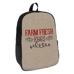 Farm Quotes Kids Backpack (Personalized)