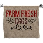 Farm Quotes Bath Towel (Personalized)