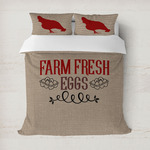 Farm Quotes Duvet Covers (Personalized)