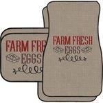 Farm Quotes Car Floor Mats (Personalized)