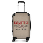 Farm Quotes Suitcase (Personalized)
