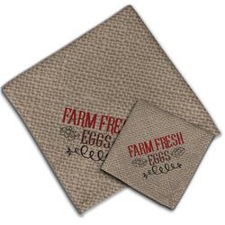 Farm Quotes Cloth Napkin