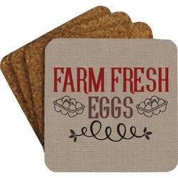 Farm Quotes Coaster Set (Personalized)