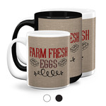 Farm Quotes Coffee Mugs