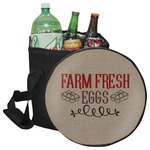 Farm Quotes Collapsible Cooler & Seat (Personalized)