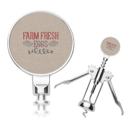 Farm Quotes Corkscrew (Personalized)