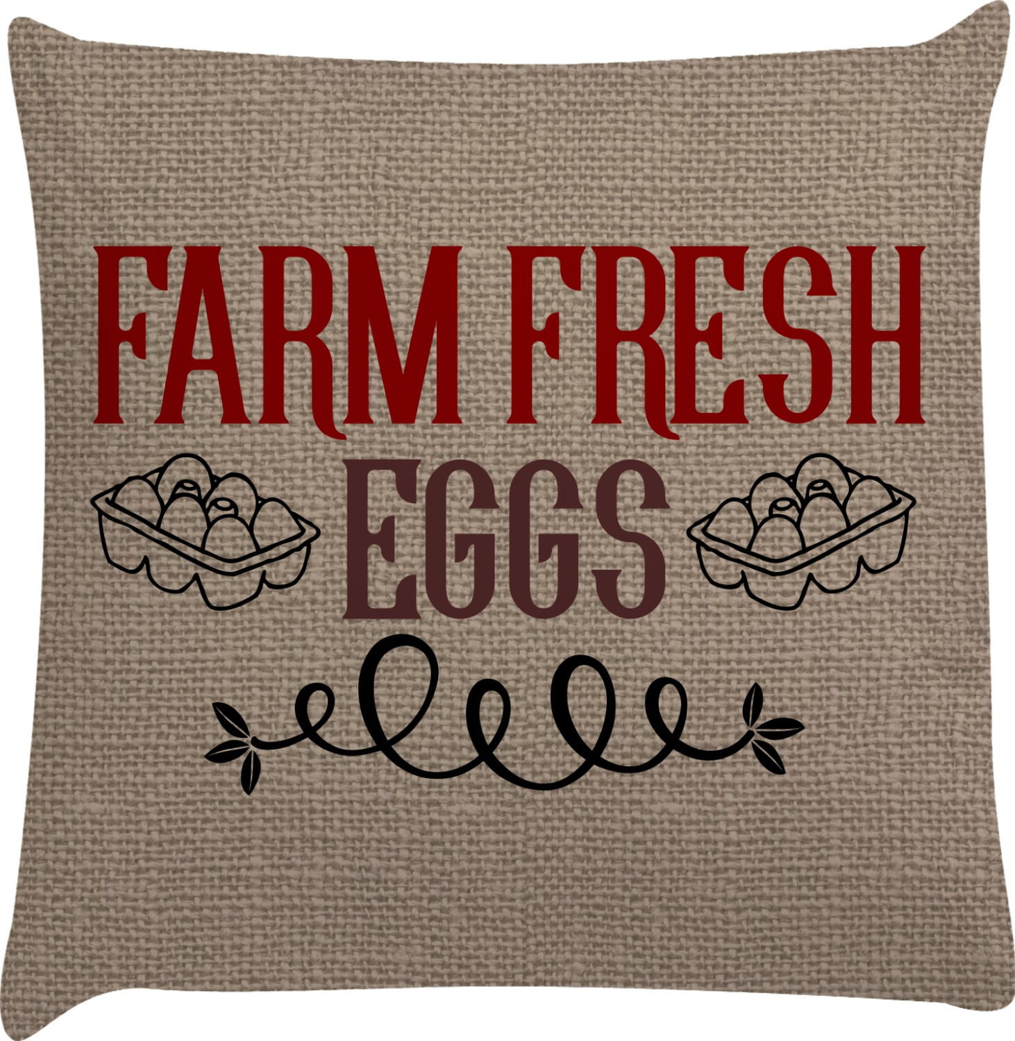 Decorative Pillows With Quotes : Farm Quotes Decorative Pillow Case (Personalized) - YouCustomizeIt
