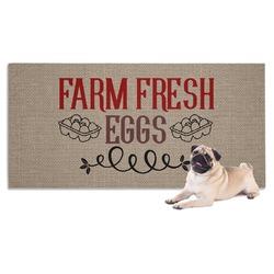 Farm Quotes Pet Towel (Personalized)