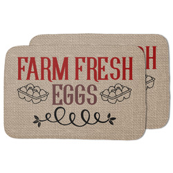 Farm Quotes Dish Drying Mat (Personalized)