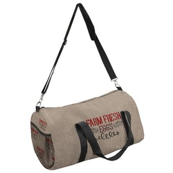 Farm Quotes Duffel Bag - Multiple Sizes (Personalized)