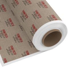 Farm Quotes Custom Fabric - Spun Polyester Poplin (Personalized)