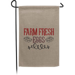 Farm Quotes Garden Flag - Single or Double Sided (Personalized)