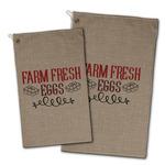 Farm Quotes Golf Towel - Full Print