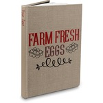 Farm Quotes Hardbound Journal (Personalized)