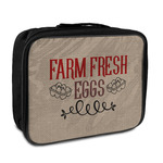 Farm Quotes Insulated Lunch Bag (Personalized)
