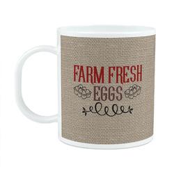 Farm Quotes Plastic Kids Mug (Personalized)