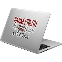 Farm Quotes Laptop Decal (Personalized)