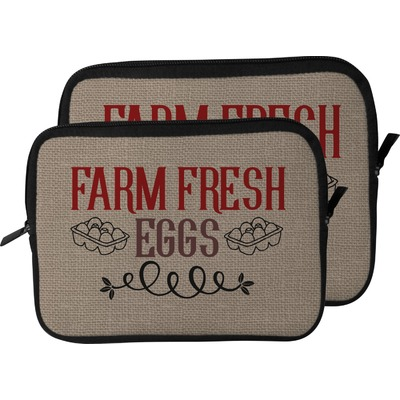 Farm Quotes Laptop Sleeve / Case (Personalized)