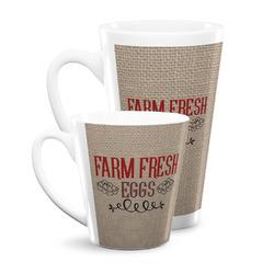 Farm Quotes Latte Mug