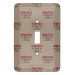 Farm Quotes Light Switch Covers (Personalized)
