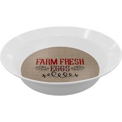 Farm Quotes Melamine Bowls (Personalized)