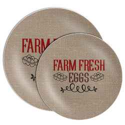 Farm Quotes Melamine Plate (Personalized)