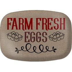Farm Quotes Melamine Platter (Personalized)