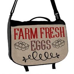 Farm Quotes Messenger Bag (Personalized)