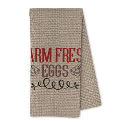 Farm Quotes Microfiber Kitchen Towel