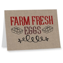 Farm Quotes Notecards (Personalized)