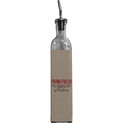 Farm Quotes Oil Dispenser Bottle (Personalized)