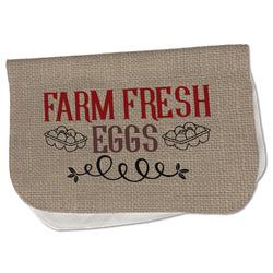 Farm Quotes Burp Cloth - Fleece
