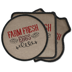 Farm Quotes Iron on Patches