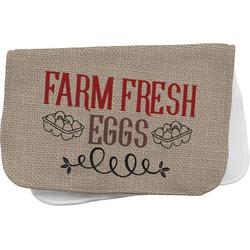 Farm Quotes Burp Cloth (Personalized)