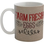 Farm Quotes Coffee Mug (Personalized)