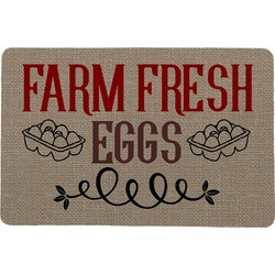 Farm Quotes Comfort Mat (Personalized)