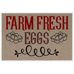 Farm Quotes Laminated Placemat