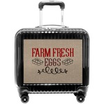 Farm Quotes Pilot / Flight Suitcase (Personalized)