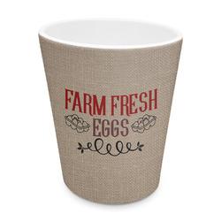 Farm Quotes Plastic Tumbler 6oz (Personalized)