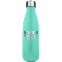 Farm Quotes RTIC Bottle - Teal (Personalized)