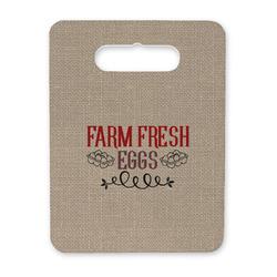 Farm Quotes Rectangular Trivet with Handle