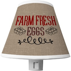 Farm Quotes Shade Night Light (Personalized)