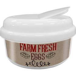Farm Quotes Snack Container (Personalized)