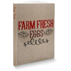 "Farm Quotes Softbound Notebook - 5.75"" x 8"" (Personalized)"