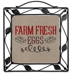 Farm Quotes Trivet (Personalized)