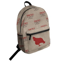Farm Quotes Student Backpack (Personalized)